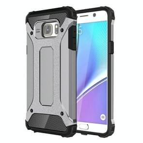 For Samsung Galaxy Note 5 / N920 Tough Armor TPU + PC Combination Case(Grey)