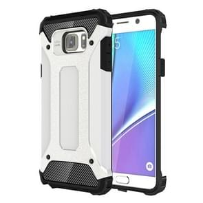 For Samsung Galaxy Note 5 / N920 Tough Armor TPU + PC Combination Case(White)