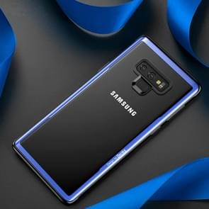 Benks Shockproof TPU + Tempered Glass Case for Galaxy Note9 (Blue)