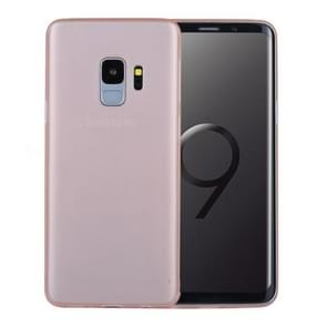 Voor Samsung Galaxy S9 ultra-dun PP beschermings Back hoesje(roze)