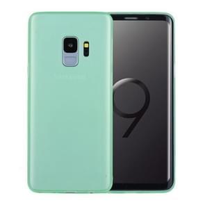 Voor Samsung Galaxy S9 ultra-dun PP beschermings Back hoesje(groen)