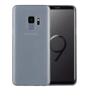 Voor Samsung Galaxy S9 ultra-dun PP beschermings Back hoesje(grijs)