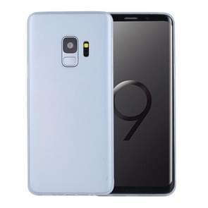 Voor Samsung Galaxy S9 ultra-dun PP beschermings Back hoesje(transparant)