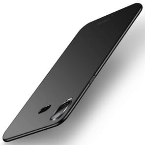 MOFI Frosted PC Ultra-thin Full Coverage Case for Galaxy A6s (Black)