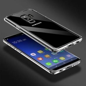 TOTUDESIGN Fairy Series voor Samsung Galaxy S9+ TPU+PC Transparant beschermings Back hoesje