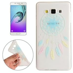 For Samsung Galaxy A5 / A500F Windbell Pattern TPU Protective Case