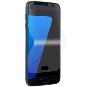 ENKAY Hat-Prince for Samsung Galaxy S7 0.1mm TPU+TPE+PET Material 3D Full Screen Explosion-proof Soft Screen Protector Water Condensate Film