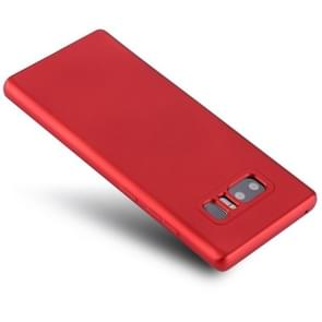 For Samsung Galaxy Note 8 Fuel Injection TPU Protective Back Cover Case(Red)