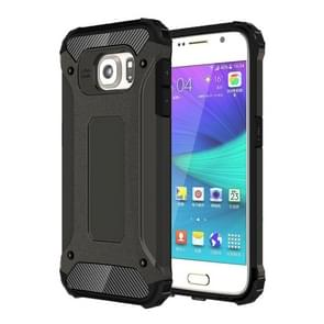 For Samsung Galaxy S6 / G920 Tough Armor TPU + PC Combination Case (Bronze)