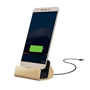 USB-C / Type-C 3.1 Sync Data / Charging Dock Charger for Huawei 6P, LG 5X, Google 5X / 6P, Letv 1S / Le 1 Pro, Xiaomi 4C, Microsoft Lumia 950 / 950X, Nokia N1(Gold)