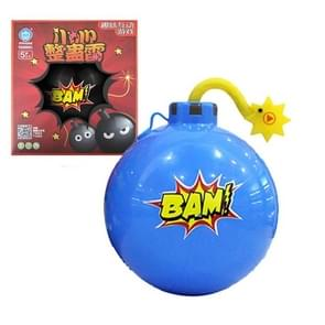 Tricky Funny Toy Water Spraying Bombs (Blue)