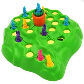 Desktop Rabbit Competitive Trap Game Play Chess Kids Educational Toys