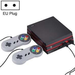 CoolBaby RS-34 600 in 1 Retro Classic Games Dual Wired HDMI / AV Output Video Game Console, Support SD Card, EU Plug