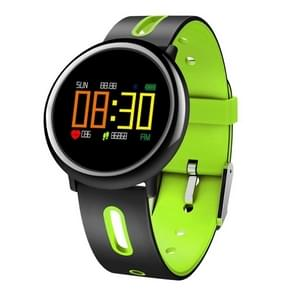HB08 0.95 inch OLED Screen Display Bluetooth Smart Watch, IP67 Waterproof, Support Pedometer / Blood Pressure Monitor / Heart Rate Monitor / Blood Oxygen Monitor, Compatible with Android and iOS Phones (Green)