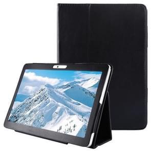 Teclast 98 Octa Core (WMC1252) / X10 Quad Core (WMC1253) Litchi Texture Horizontal Flip Leather Case with Holder(Black)