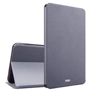 MOFI Huawei Honor Tablet 2 Frosted Texture Horizontal Flip Leather Case with Holder(Grey)