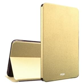 MOFI Huawei Honor Tablet 2 Frosted Texture Horizontal Flip Leather Case with Holder(Gold)