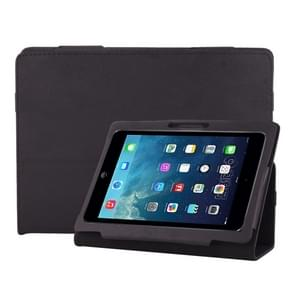 Universal 9.6 inch / 10.1 inch Tablets PC Protective Leather Case(Black)