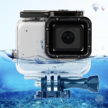 GP452 Waterdicht geval + Touch achterste schutblad voor GoPro Hero 7