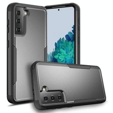 Voor Samsung Galaxy S21 + 5G TPU + PC Schokbestendige Beschermhoes (Zwart)