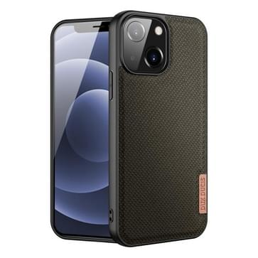DUX DUCIS Fino Series PU + TPU Protective Case For iPhone 13 mini(Green)