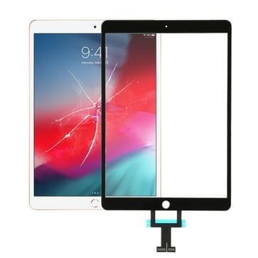 Aanraakpaneel voor iPad Air 3 (2019) A2152 A2123 A2153 A2154 / iPad Air 3 Pro 10 5 inch 2e generatie (Zwart)