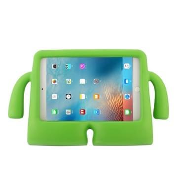 Universele EVA weinig handen TV Model Shockproof Cover beschermhoes voor iPad mini 4 / mini 3 / mini 2 / mini(Green)