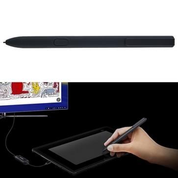 Styluspen met een hooggevoelig aanraakscherm voor Galaxy Tab S3 9 7 inch T825 (zwart)