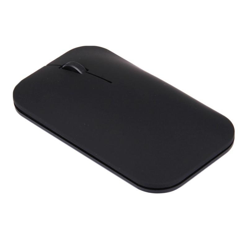 2.4 G USB ontvanger 3 knoppen 1200DPI ergonomische draadloze optische muis