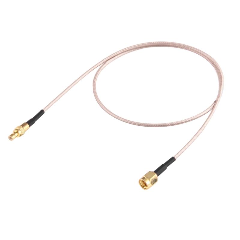SMA mannetje naar SMB mannetje Adapter RG316 Kabel  Lengte: 60 cm