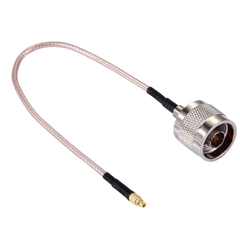 MMCX naar N mannetje RG316 Kabel  Lengte: 15 cm
