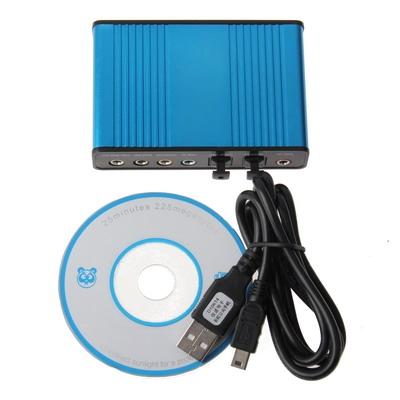 5.1 Kanaals Optische USB Sound Audio Controller