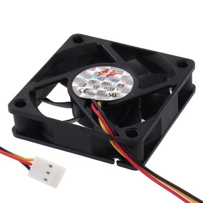 60mm 3-pins Cooling Fan (6015 3-pin)
