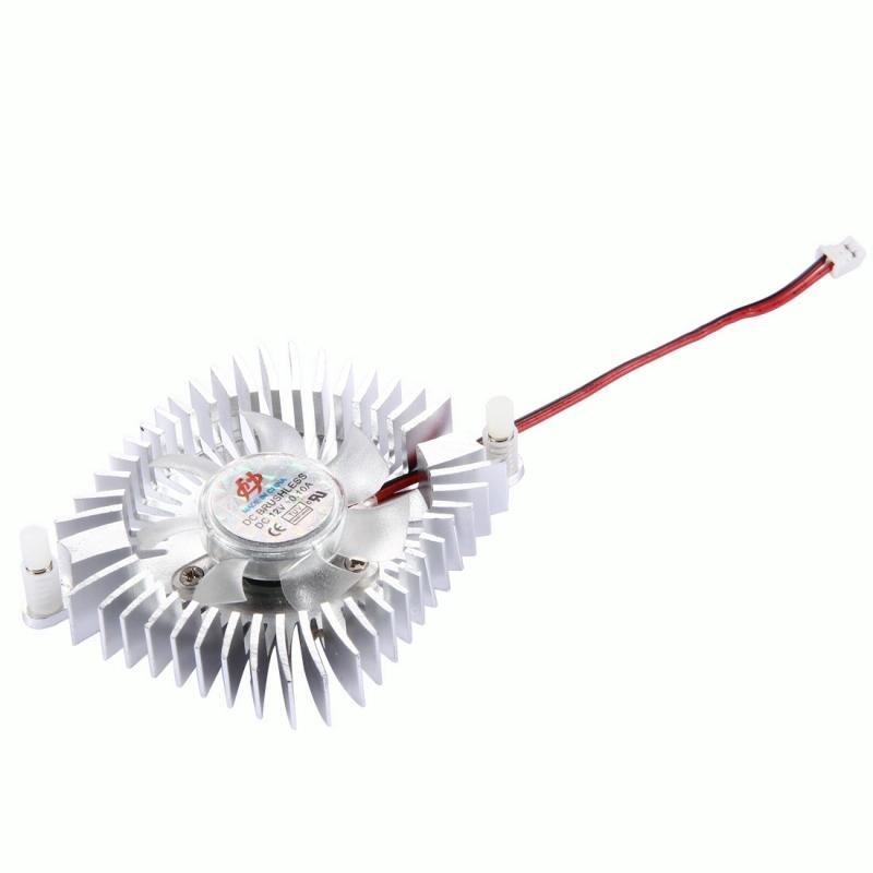 80mm 2-pin VGA Card Cooling Fan