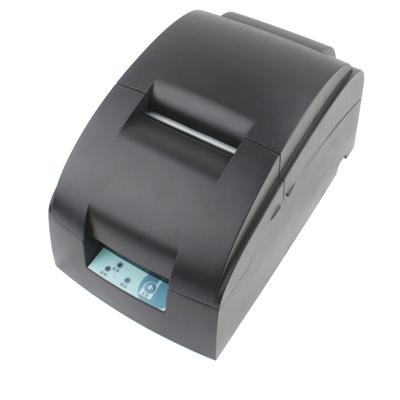 Negen-pin Bi-directionele compacte Ticket Printer (D5000) (zwart)