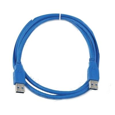 USB 3.0 A mannetje naar A mannetje verleng kabel  Lengte: 1 meter