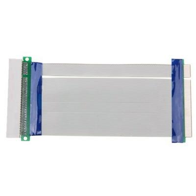 PCI 32 bit Riser Card Extender flexibele Kabel lint-Adapter  Kabel Lengte: 15cm