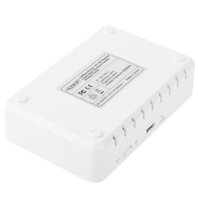 EDUP EP-9507N draagbare 150Mbps Wireless 802.11n Router  steun 3 G / AP / Repeater  ingebouwde 5000mAh Battery(White)