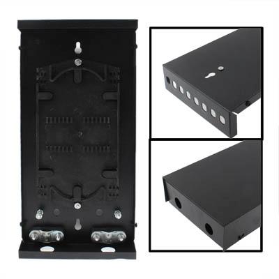 8 fiber Optic klemmenkast / Digitale Video Terminals(zwart)