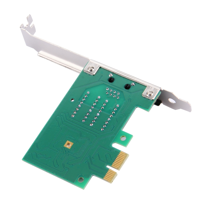 PCI-E 10/100/1000Mhps Gigabit Ethernet LAN-kaart