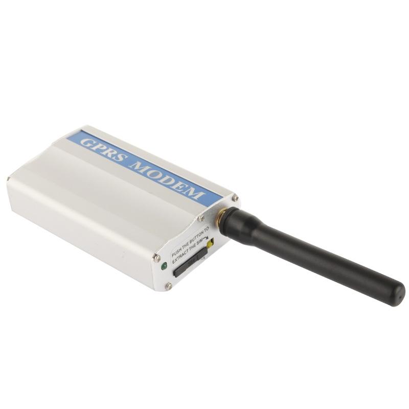 RS232 GPRS / GSM Modem  ondersteunt SIM kaart  GSM: 900 / 1800MHz