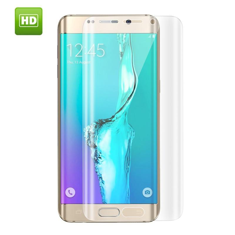 ENKAY voor Galaxy S6 Edge / G925 HD Full Screen gebogen oppervlak Screen Protector
